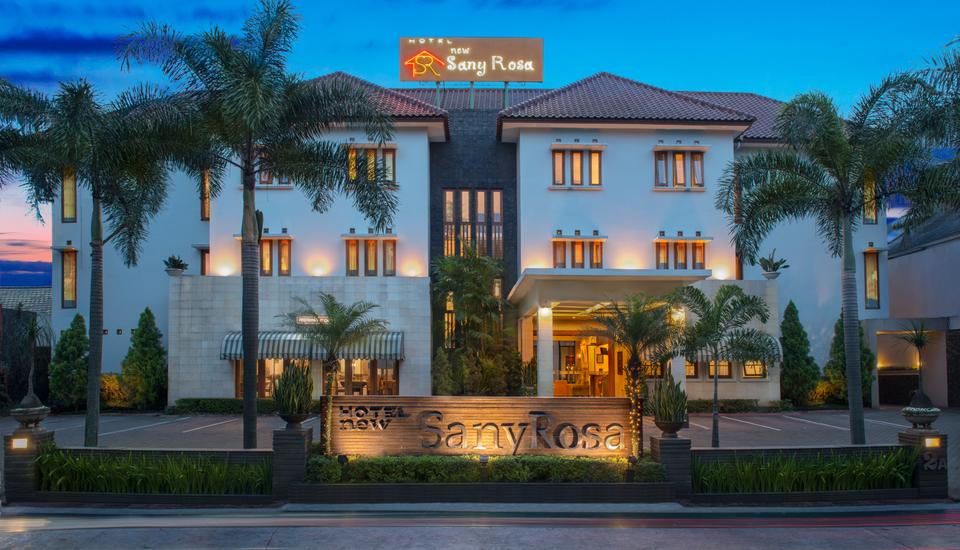 Hotel Sany Rosa