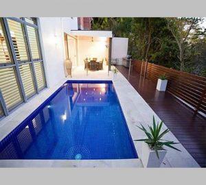 buat kolam renang mini di rumah   royal pool