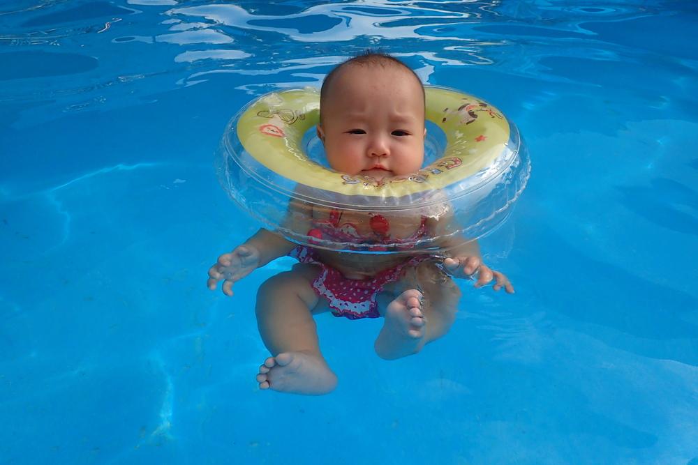 kolam renang khusus bayi