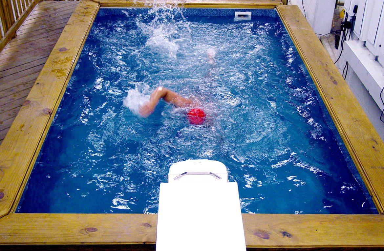 kolam renang arus, seberapa istimewa?