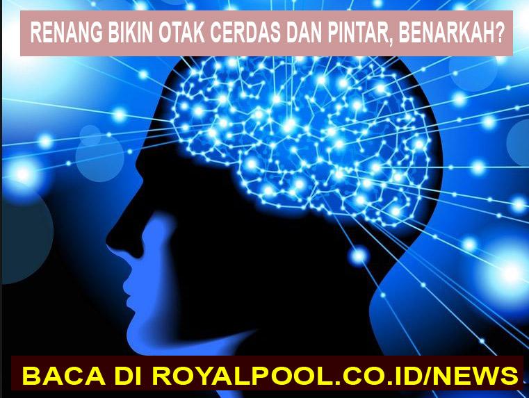 Rutin Berenang Melipatgandakan Kecerdasan Intelektual, Seberapa Benar Hal Ini ?